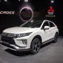 Mitsubishi Eclipse Cross прибудет к весне