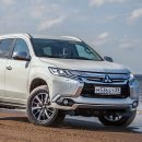 ГАЗ начал производство рам для Mitsubishi Pajero Sport