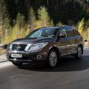 Две модели Nissan ушли с российского рынка