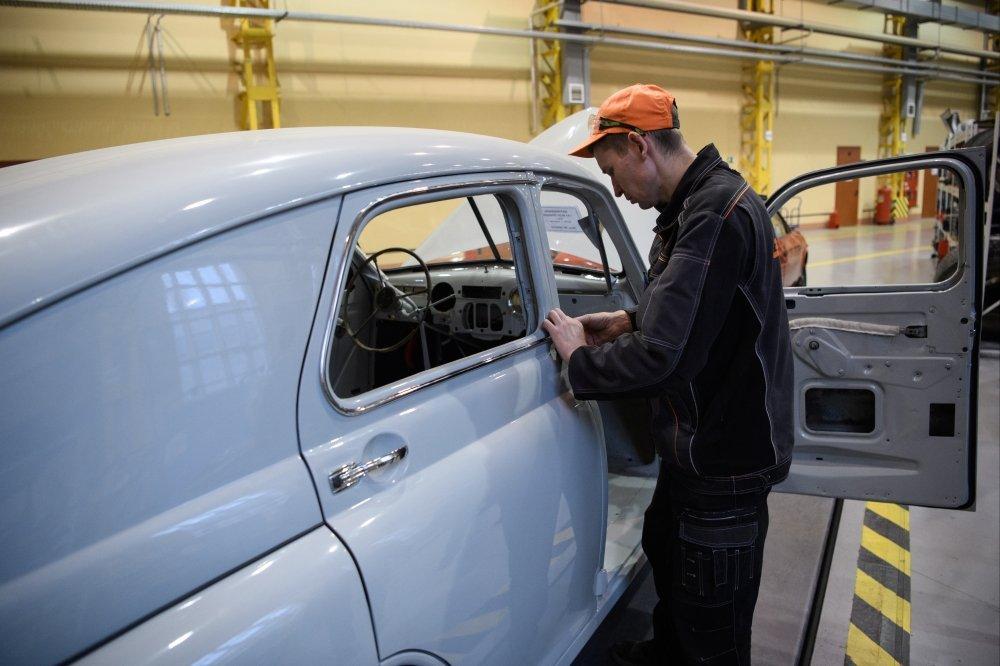 На Урале возрождают легенды отечественного автопрома