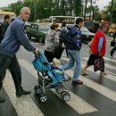 Сегодня вступает в силу новый штраф за «пешеходку»