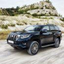 Новый Toyota Land Cruiser Prado стартует на российском рынке