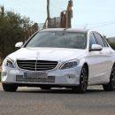 Известна дата премьеры обновленного Mercedes-Benz C-класса