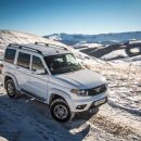 УАЗ наладит сборку автомобилей в Казахстане