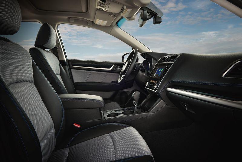 Subaru намерена вернуть в Россию седан Legacy
