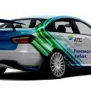 Битопливная Lada Vesta CNG станет гоночным автомобилем