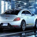 VW Beetle заменяет на заднеприводный электромобиль