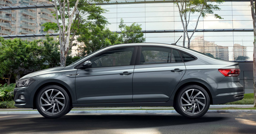 Volkswagen Virtus, он же новый Polo-седан