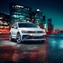 Volkswagen Tiguan Sportline – официальный автомобиль Главного Катка страны на ВДНХ