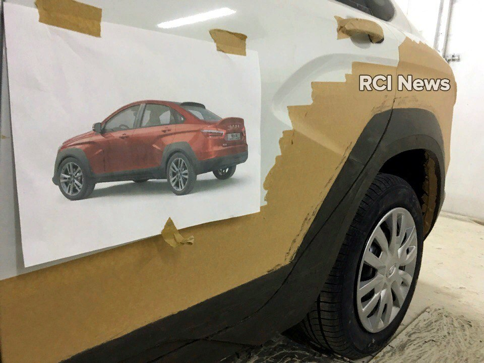 LADA Vesta Rally Sprint: разработка началась