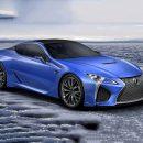 Lexus LC получит «заряженную» версию F