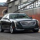 Cadillac привез в Россию флагманский седан CT6