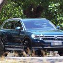 Рассекречен облик нового поколения внедорожника Volkswagen Touareg
