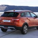 Lada Vesta вплотную приблизилась к лидеру российского авторынка