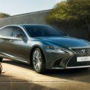 Lexus открыл приём заказов на новое поколение седана LS