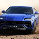 Lamborghini уже планирует гибридную версию Urus с мотором от Panamera