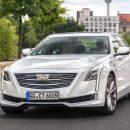 General Motors запустил продажи флагманского Cadillac в России