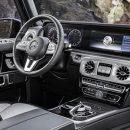 Mercedes-Benz рассекретил интерьер нового «Гелика» допремьеры