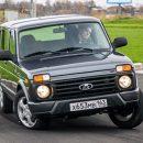 «АвтоВАЗ» на волне успеха привез в Германию пятидверную Lada 4×4
