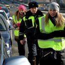 Водителей обязали носить светоотражающую одежду