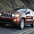 На 10 тыс. Jeep Grand Cherokee обнаружили опасный дефект