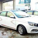 «АвтоВАЗ» вывел на тесты мощную Vesta Sport