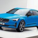 Volvo анонсировала новый хэтчбек V40 с электромотором