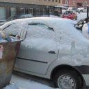 Мусорные контейнеры вытеснят автомобили из дворов