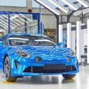 Alpine начала производство купе А110