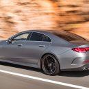 Икона стиля обновилась: Mercedes-Benz представил новый CLS