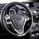 Ford запатентовал съемные руль и педали