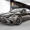 Lexus назвал рублевые цены на флагманский LS