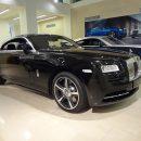 Продажи люксовых автомобилей в России выросли на 37%