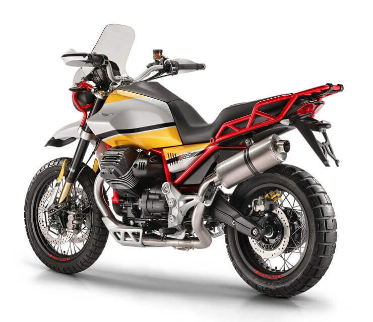 EICMA-2017: совершенно новый мотоцикл V85 от Moto Guzzi