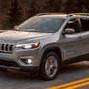 Кроссовер Jeep Cherokee сменил облик