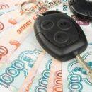 Средневзвешенная цена автомобиля с пробегом