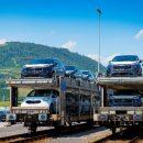 Названы российские лидеры экспорта автомобилей
