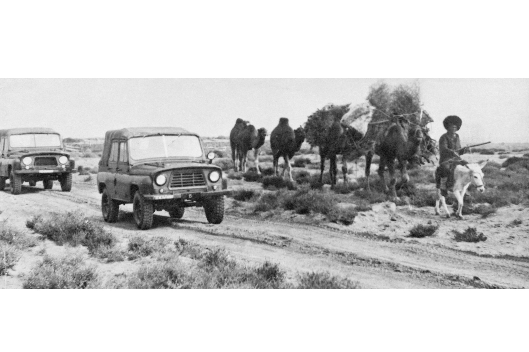 Юбилей легенды бездорожья: 45 лет УАЗ-469