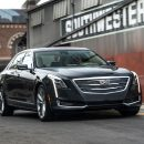 Cadillac CT6 прибыл в Россию