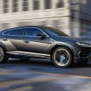 Lamborghini представила свой первый в истории кроссовер