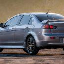 Завершилось производство модели Mitsubishi Lancer