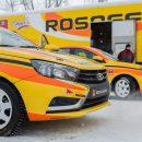 Рождественская Гонка Чемпионов: LADA Vesta и 16 топ-пилотов