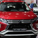 Новый кроссовер Mitsubishi Eclipse Cross приедет позже