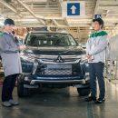 Mitsubishi Pajero Sport снова на конвейере