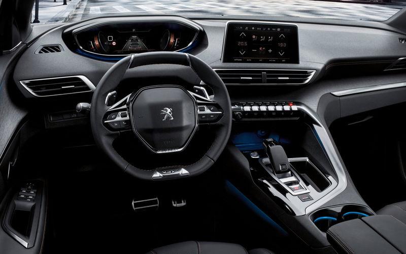 Peugeot привезет в Россию большой кроссовер