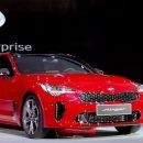 Новый Kia Stinger: цены и начало продаж в РФ