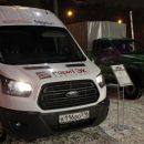 В Набережных Челнах разработали газодизельный Ford Transit