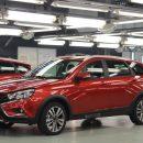 Ижевский завод нарастит производство Lada Vesta