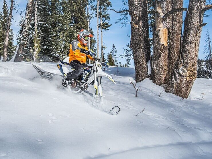 Polaris Timbersled 2018