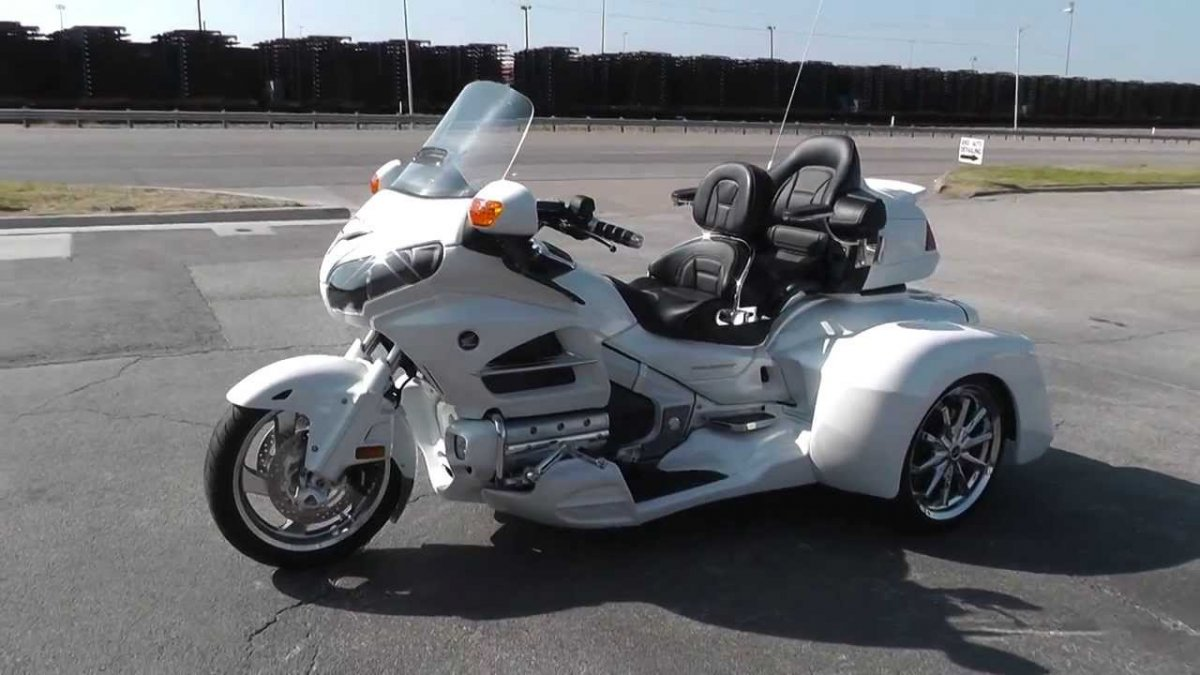 Honda GoldWing GL1800 MotorTrike